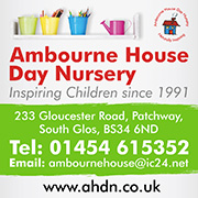Ambourne House Day Nursery, Patchway, Bristol.