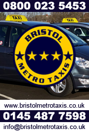 Bristol Metro Taxis: 24/7 taxi service in Bristol and South Gloucestershire.