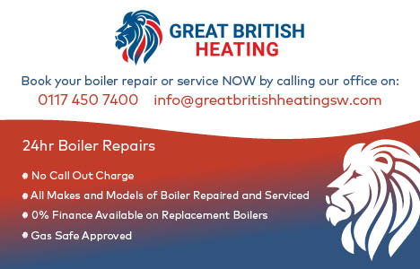 Great British Heating SW: Heating engineer in Bristol