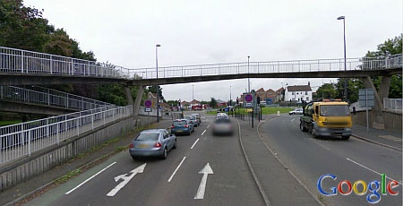 Avon Ring Road (A4174), east of Filton Roundabout