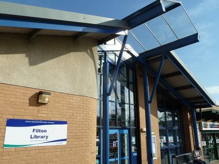 Filton Library, Shield Retail Park, Filton, Bristol.