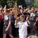 Olympic Torch Relay in Filton