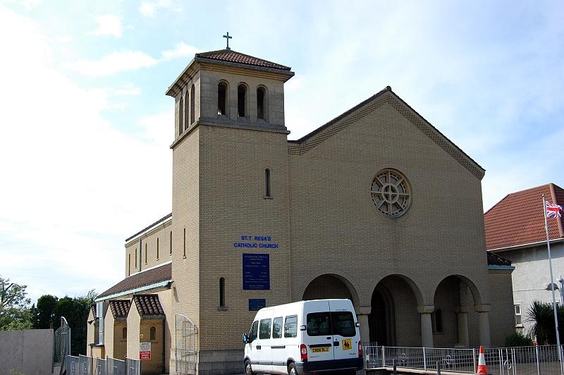 St Teresa's Catholic Church, Filton, Bristol.