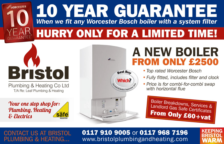 Bristol Plumbing & Heating.