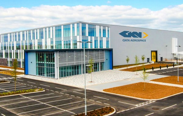 Photo of the GKN Aerospace Global Technology Centre.